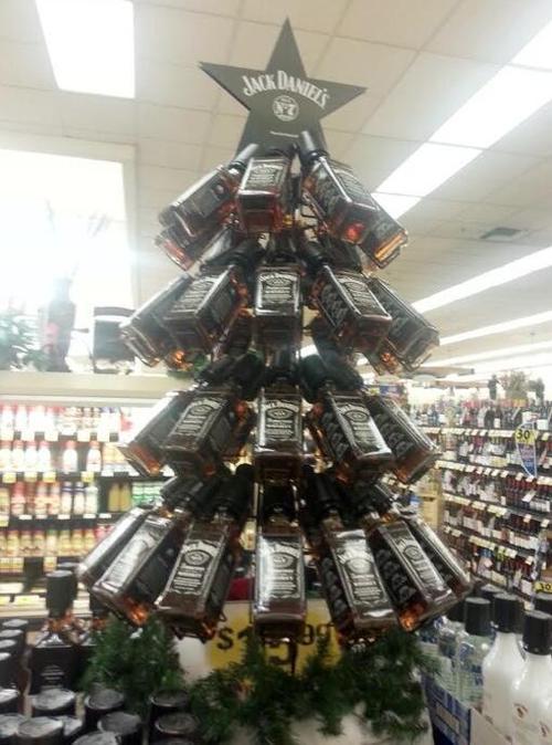 Jack Daniel's navidad