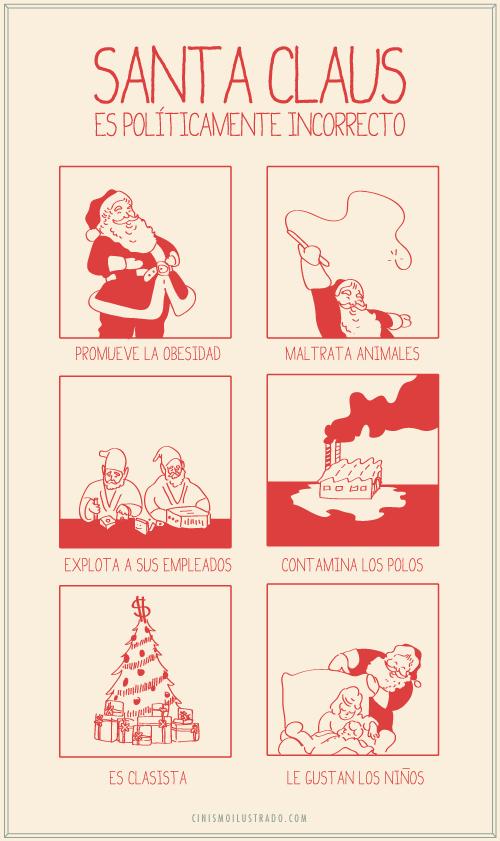 Santa claus humor