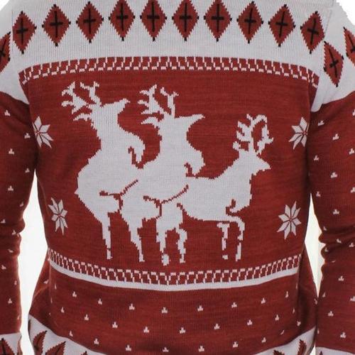 Suéter navideño 2