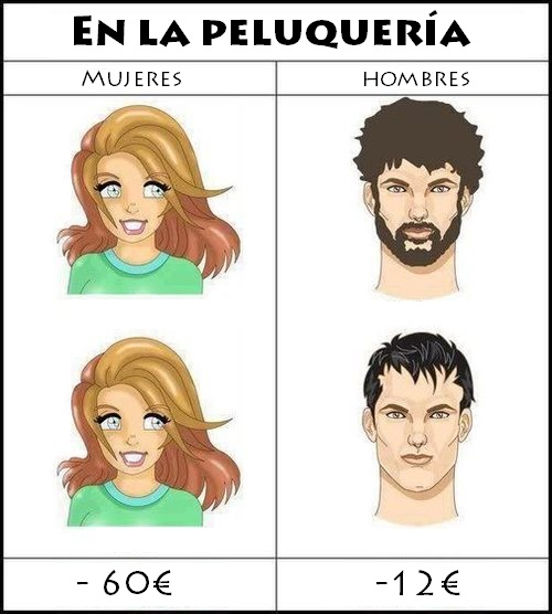 peluqueria humor