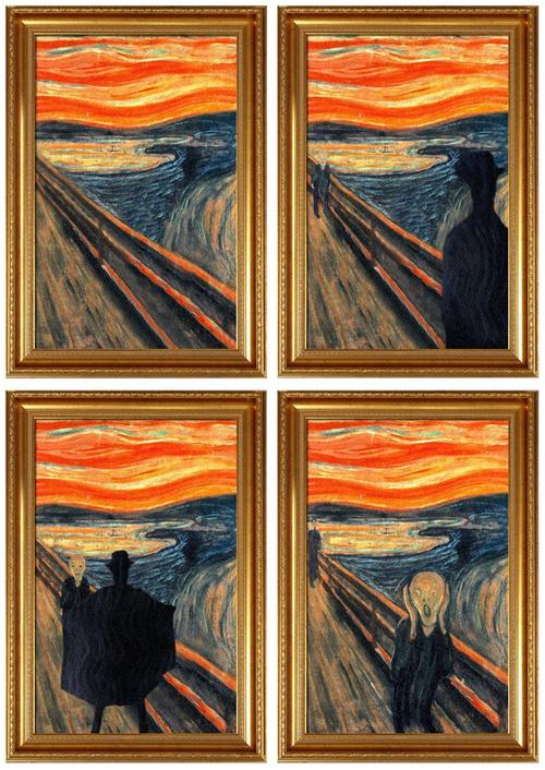 La historia que hay detrás de algunos cuadros famosos 2