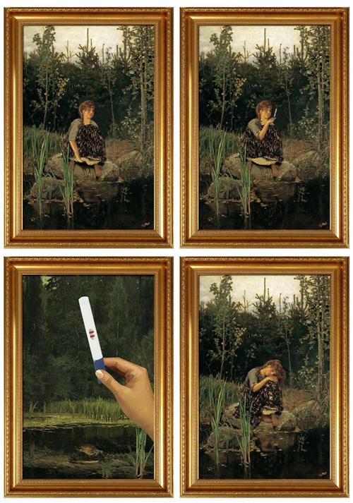 La historia que hay detrás de algunos cuadros famosos 4