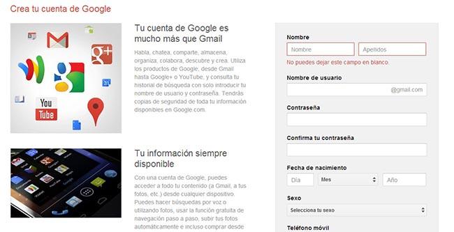 Registrarse-en-Gmail