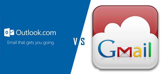 Cual es mejor Outlook o Gmail