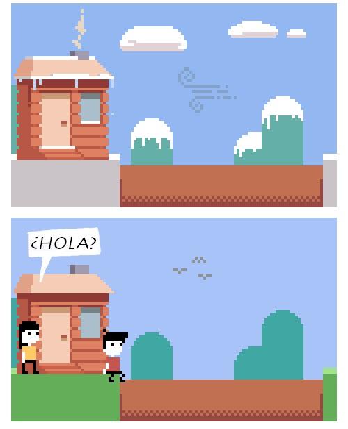 Avanzando en los videojuegos 4