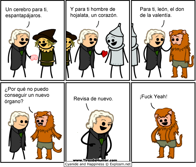 Cyanide-and-Happiness-mago-de-oz