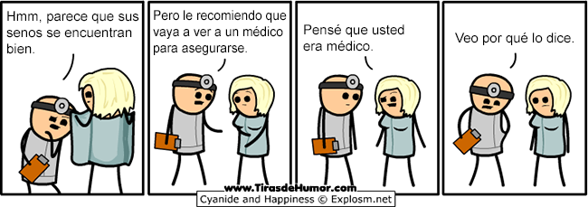 Cyanide-and-Happiness-ver-a-un-medico