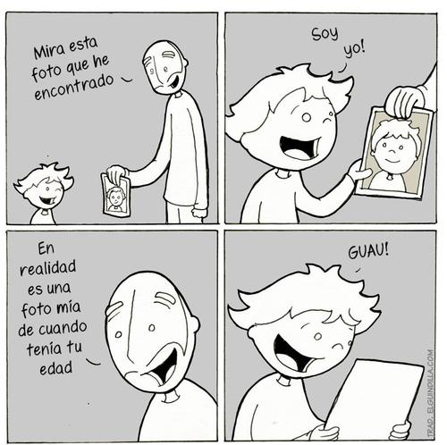 De tal padre tal hijo 1