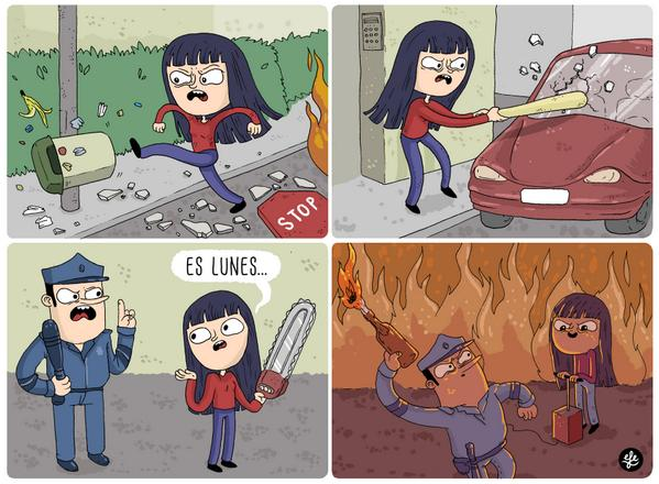 Lunes Humor